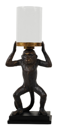 Monkey Candle Holder (SDA019)