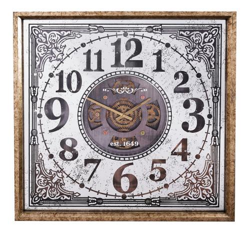 Isaac Clock - FCH016