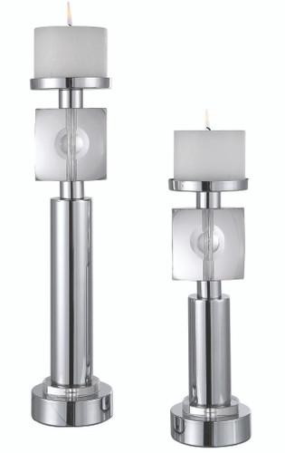 Kyrie Candleholder Set/2 (17560)