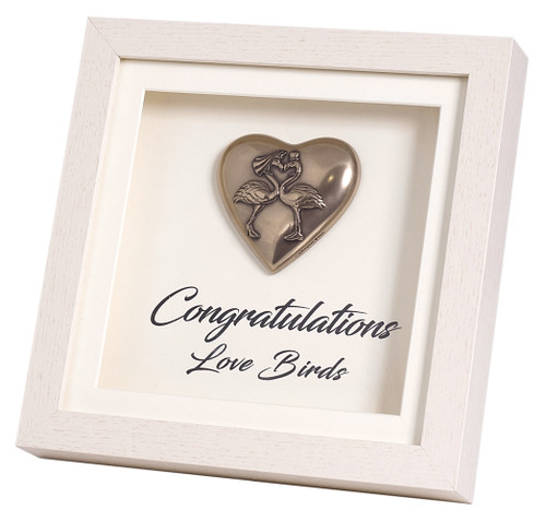 FRAMED OCCASIONS - LOVE BIRDS - TT005