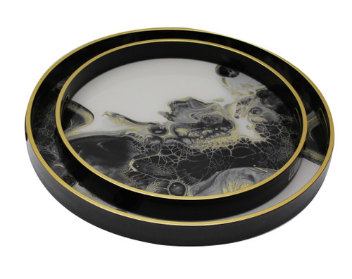 Serving Tray Set/2 (Sunrise) - FCH033
