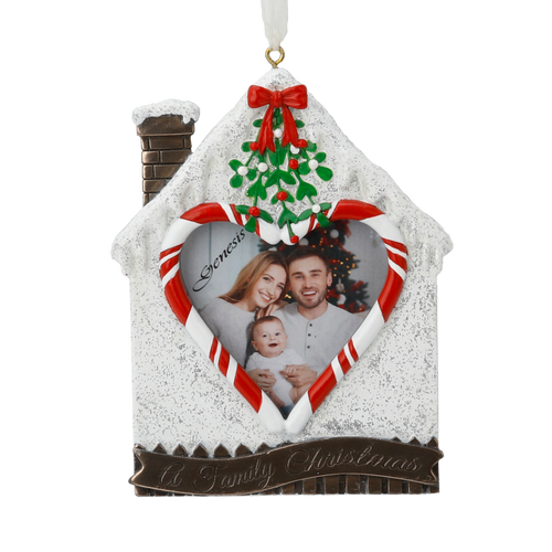 A Family Christmas Frame - TT016