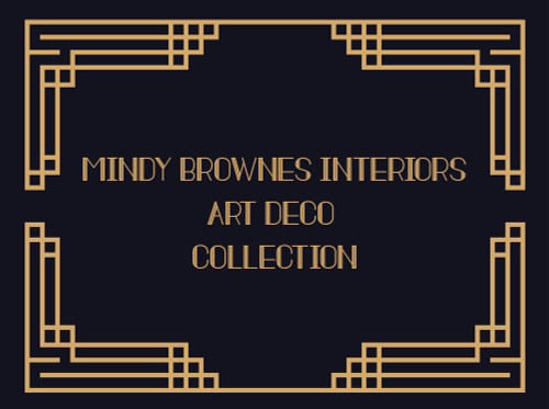 Our New Art Deco Collection