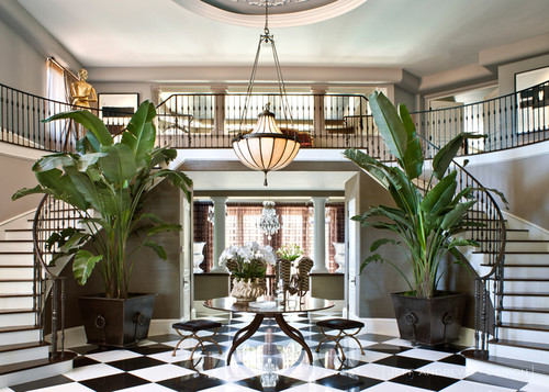 Art Deco Inspired Interiors