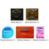 Non-Latex Condoms Trial Pack (7 Pack)