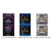 Extra Lubricated Condoms Trial Pack (6 Pack)