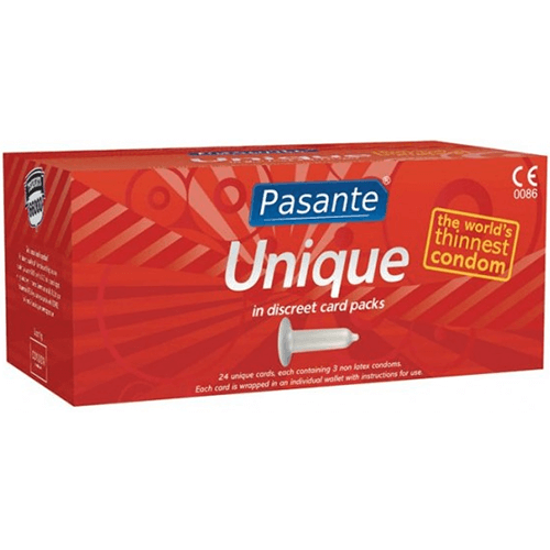 Pasante Unique Condoms Bulk