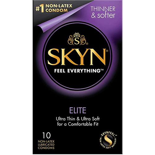 Mates Skyn Elite Condoms