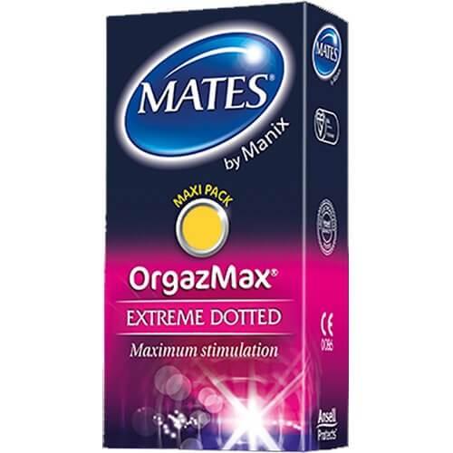 Mates Orgazmax Condoms