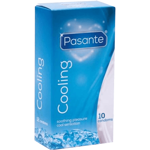 Pasante Cooling Condoms
