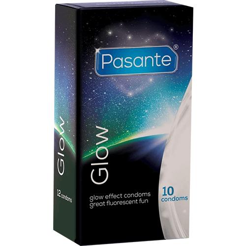 Pasante Glow Condoms