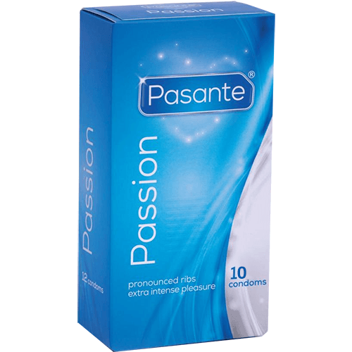 Pasante Passion Ribbed