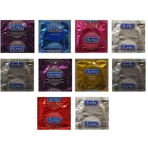 Durex Trial Pack