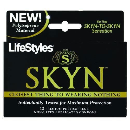 LifeStyles Skyn Condoms