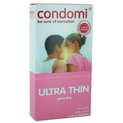 Condomi Ultra Thin Condoms