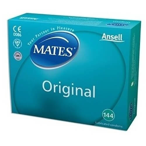 Mates Original Condoms Bulk