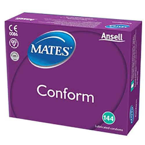 Mates Conform Condoms Bulk