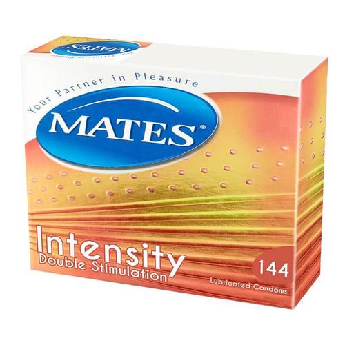 Mates Intensity Condoms Bulk