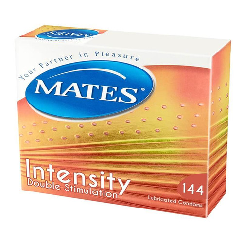 Mates Intensity Condoms Bulk