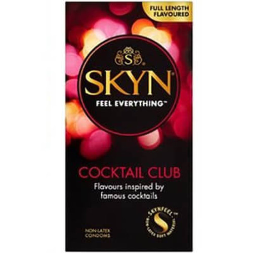 Mates Skyn Cocktail Club Condoms