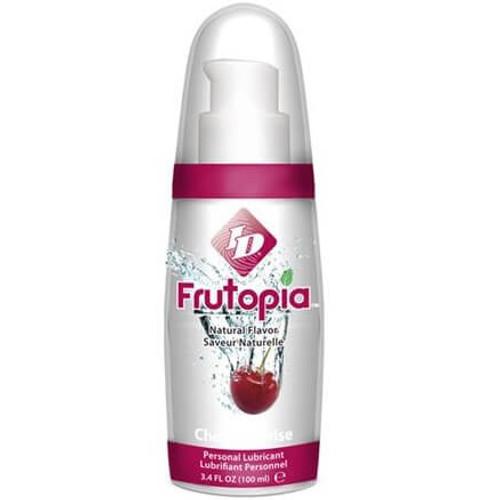 ID Frutopia Lubricant Pump - Cherry