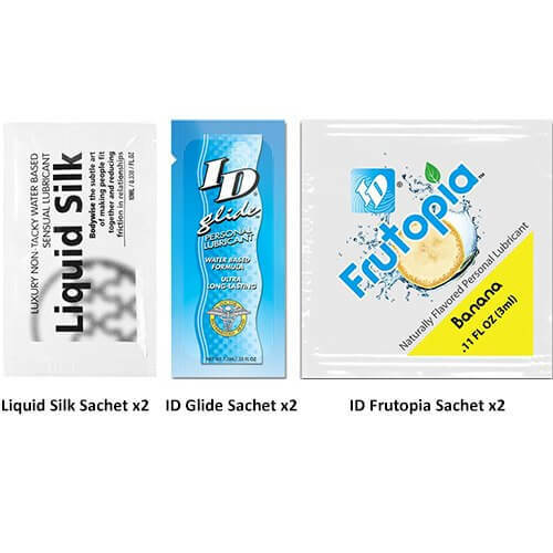 Lubricant Trial Pack