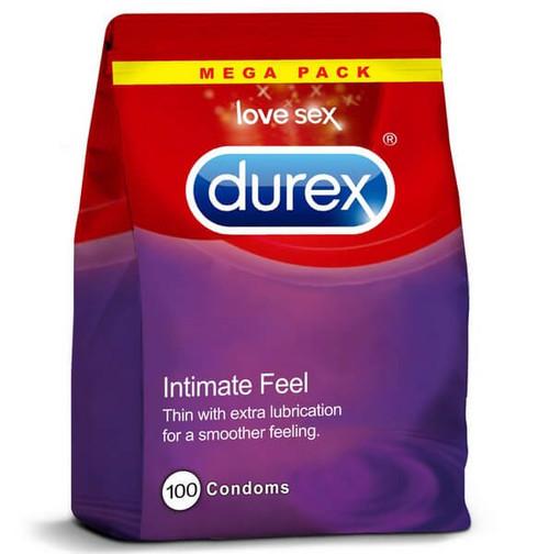 Durex Intimate Feel (Elite) Condoms Bulk