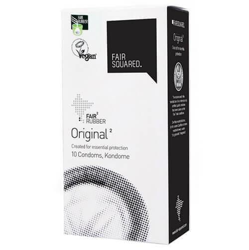 Fair Squared Original Condoms
