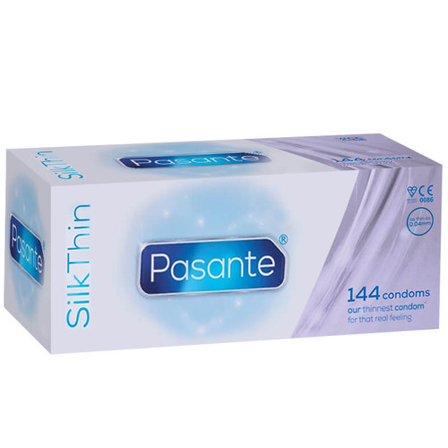 Pasante Silk Thin Bulk Packs