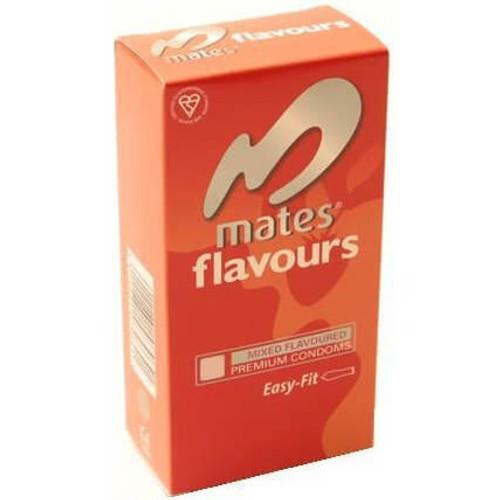 Mates Flavours Condoms