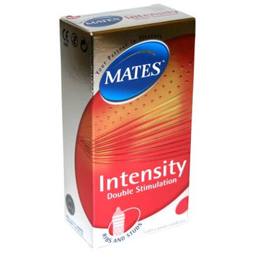 Mates Intensity Condoms