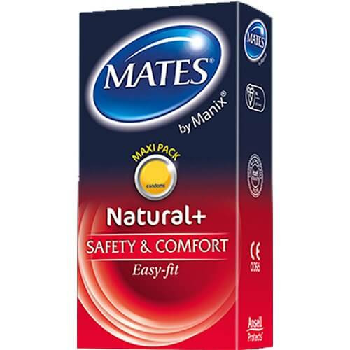 Mates Natural Condoms