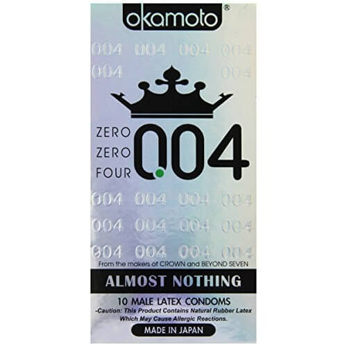 Okamoto 0.04 Condoms
