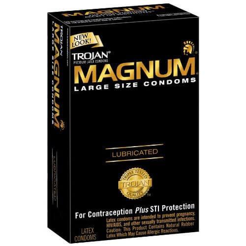 Trojan Magnum Condoms
