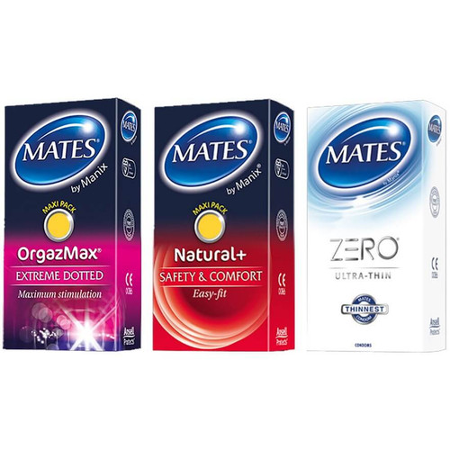 Mates Value Pack