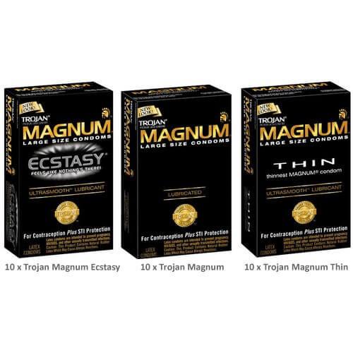 Trojan Magnum Value Pack