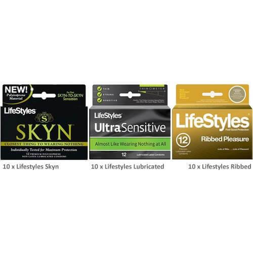 Lifestyles Condoms Value Pack