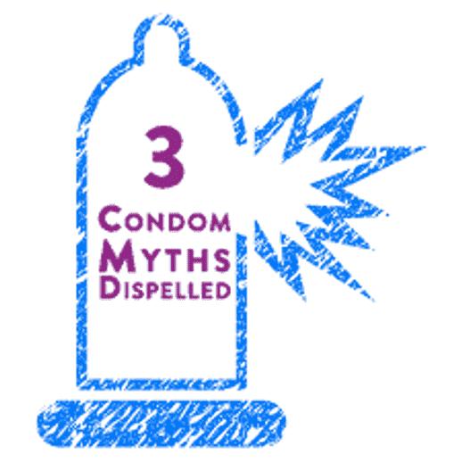 Three Common Condom Myths