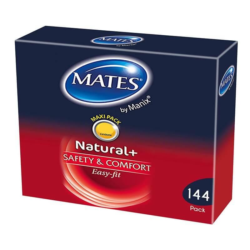 Mates Natural Condoms Bulk Packs