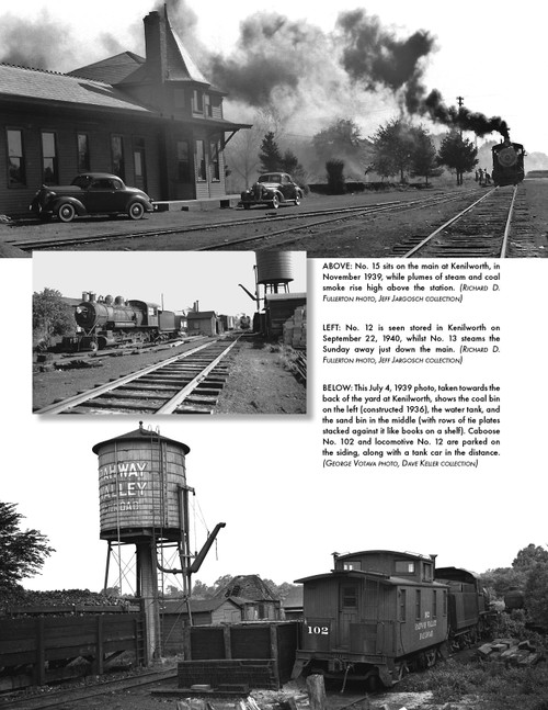 Just a Short Line - The Story of the Rahway Valley Railroad - Volume I:  History of the Line, 1897-1950 (Revised & Expanded Second Edition)