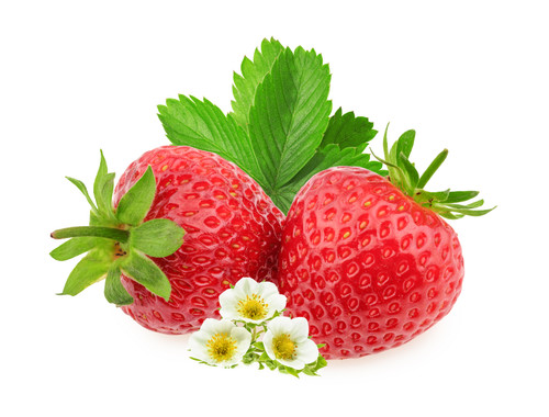 Luscious organic strawberries bursting with flavor! Serve in its freeze dried state or rehydrated.