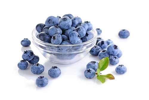 Organic blueberries rich in antioxidants. Pairs beautifully with our Bodacious Breakfast of Champions mash.