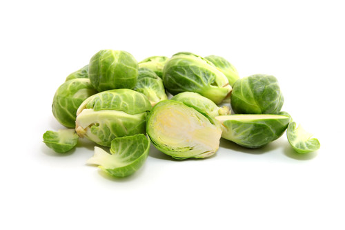 Brussel sprouts is another nutrient packed cruciferous antioxidant vegetable high in fiber, Vitamins K, C and A. Add a teaspoon of freeze dried product to your bird's chop or rehydrate depending upon your bird's taste.
