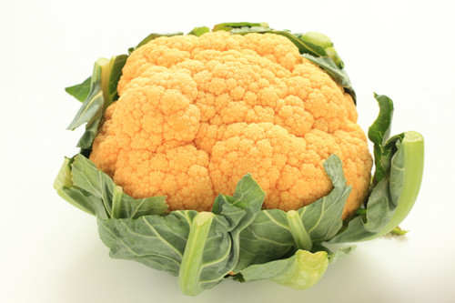 Organic freeze dried cauliflower is an excellent source for minerals and vitamins