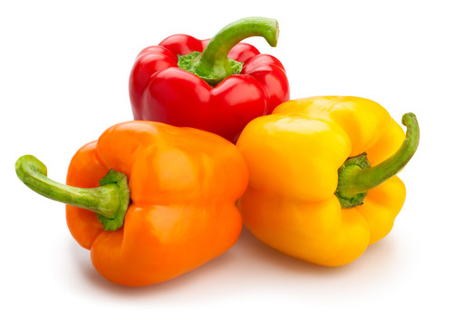 Organic bell peppers pack a powerful nutritional punch. Makes a wonderful addition to your bird's food.