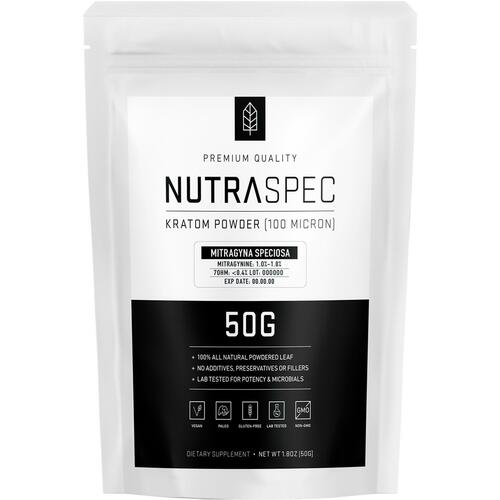 NutraSpec Red Bali Powder