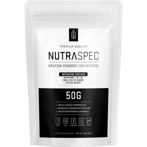 NutraSpec Red Maeng Da Powder