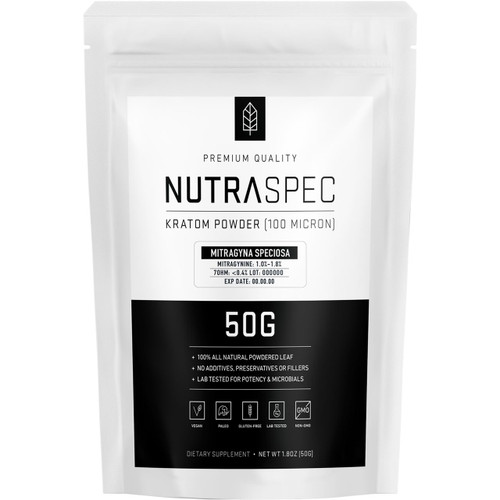 NutraSpec White Indo Powder