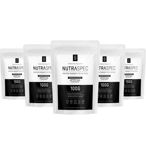 NutraSpec 500 Gram Variety Pack