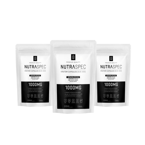 NutraSpec 3 Pack Variety 8ct